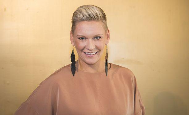 Heidi Sohlberg on kunnostautunut radiojuontajana.
