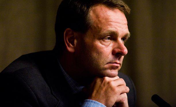 Elinkeinoministeri Jan Vapaavuori kuvailee kaivosyhtiö Talvivaaran tilannetta kriittiseksi.