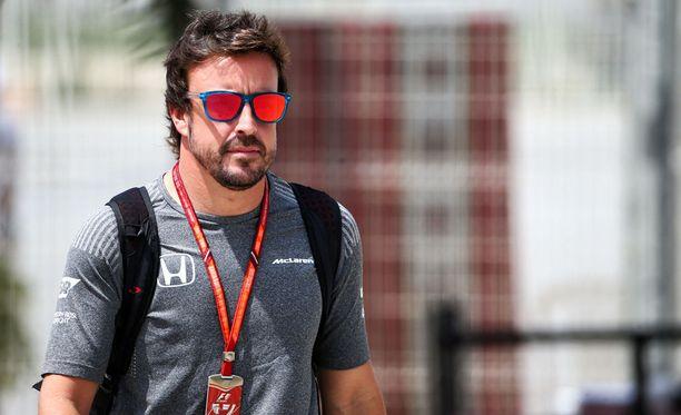 Fernando Alonson nimikkoradalla tapahtui kohtalokas kartingonnettomuus.