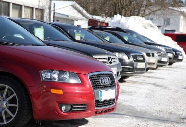 Vuosimallin 2006 Audi A3 hylätään yleisimmin pakokaasupäästöjen vuoksi.