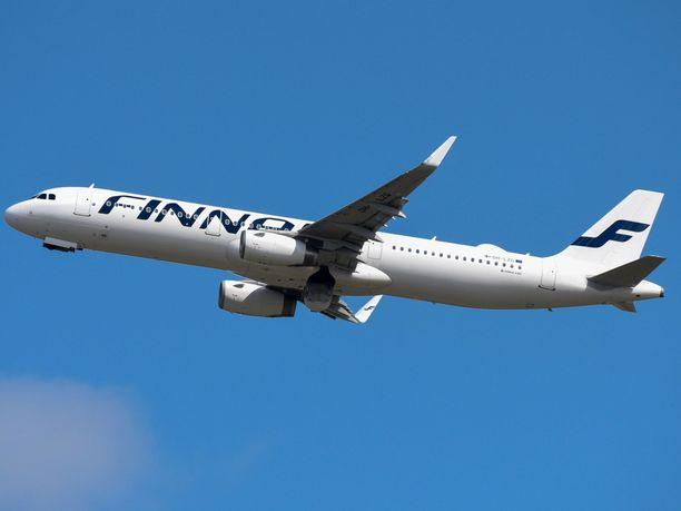 Kansalaisaloite lentoverosta etenee eduskunnan käsiteltäväksi.