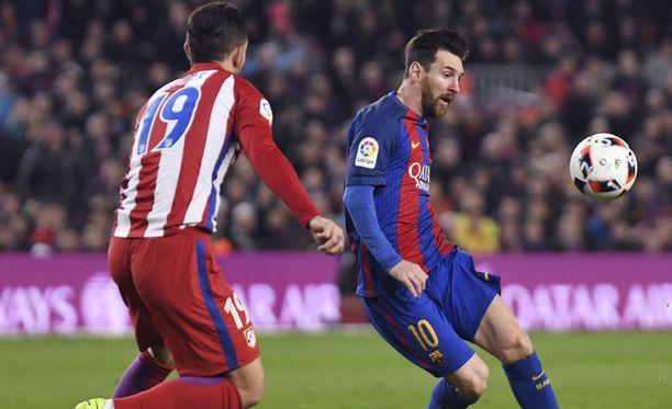 Atletico Madrid ja Barcelona iskevät taas tänään yhteen.
