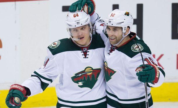 Mikael Granlund on ollut NHL-kauden tehokkain suomalainen. Oma yhden kauden piste-ennätyskin meni rikki jo aikoja sitten.