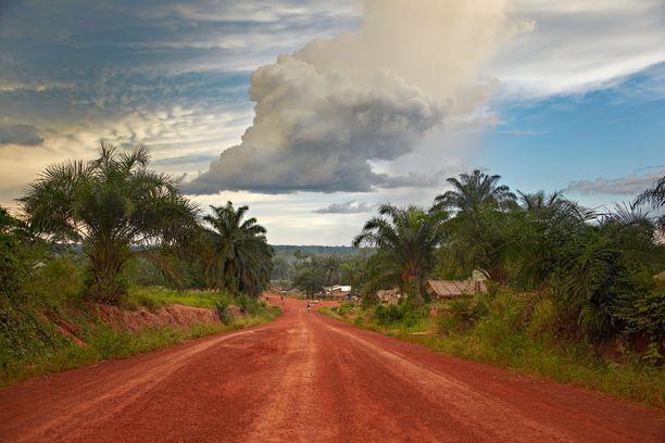 Keski-Afrikan tasavallan turvallisuustilanne on heikko.
