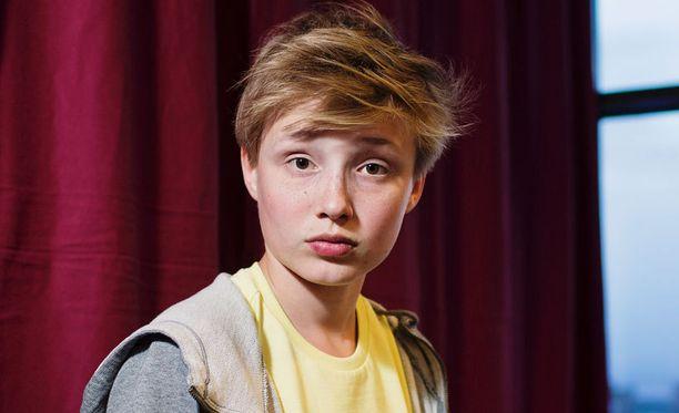 Isac Elliot ihastuttaa jo nuorella iällä.