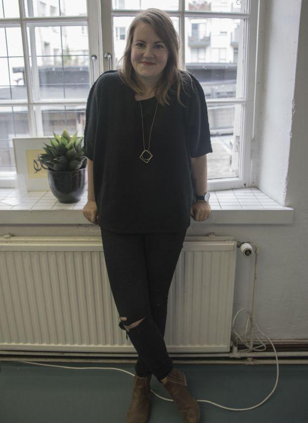 Median moniottelija ja kirjailija Laura Friman on yksi uuden Iholla-kauden naisista.