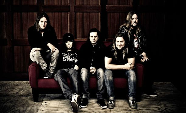 Aku Ankkaan on päässyt lukuisa määrä eri alojen julkkiksia. Nyt kunniamaininnan sai Children of Bodom.