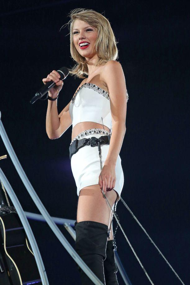 Taylor Swift elokuussa 2015.