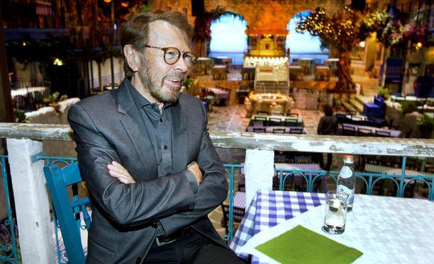 Björn Ulvaeus on kiitollinen Euroviisuille, sillä ilman laulukilpailua Abbasta ei välttämättä olisi tullut yhtä maailman suosituimmista yhtyeistä.