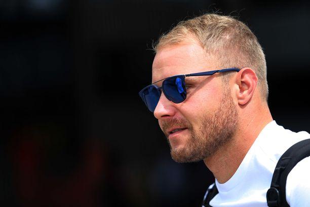 Valtteri Bottas saapui Silverstoneen päättäväisenä.