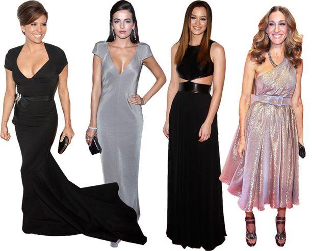 Hollywood-gaaloihin pukeudutaan usein iltapukuun. Kun mies pukeutuu smokkiin tai tummaan pukuun iltakuuden jälkeen, naisen valinta on iltapuku.