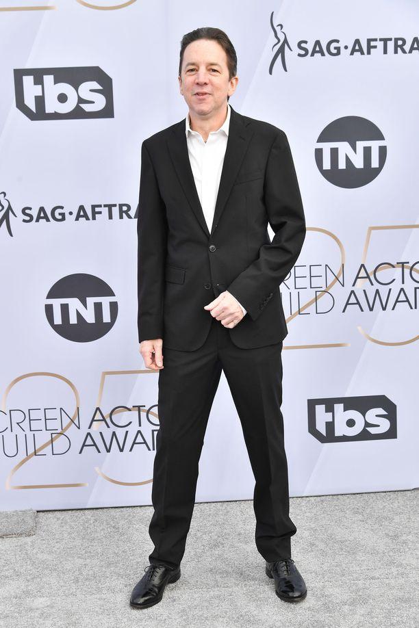 Brian Tarantina kuvattuna tammikuussa 2019.