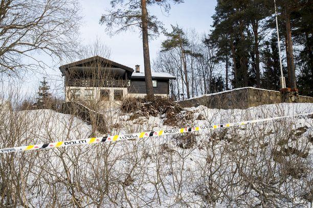 Anne-Elisabeth Hagen katosi kotoaan Fjellhamarista, noin 15 kilometrin päästä Oslosta.