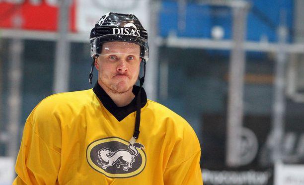 Lasse Kukkonen on Kärppien sydän ja sielu.