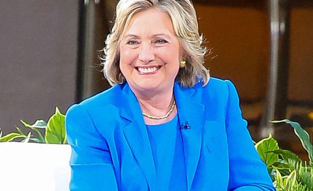 Hillary Clinton luuli tekevänsä haastattelua Lenny Kravitzin kanssa.