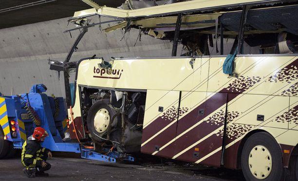 Poliisin mukaan tilanne onnettomuuspaikalla oli niin järkyttävä, että osa pelastusmiehistöstäkin on traumatisoitunut.