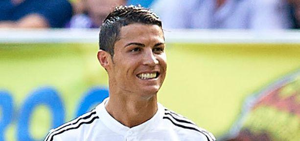 Cristiano Ronaldo on melkoinen velikulta.
