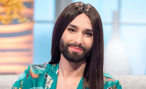 Euroviisut vuonna 2014 voittanut Conchita Wurst on kertonut olevansa hiv-positiviinen.