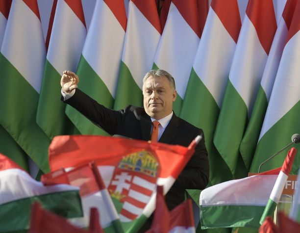 Viktor Orban jatkaan Unkarin pääministerinä.