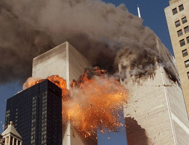 Palavat WTC-tornit olivat näky, jota ihmiset eivät unohda.
