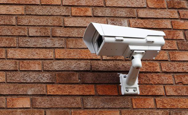 Kiinassa on yli 170 miljoonaa valvontakameraa.