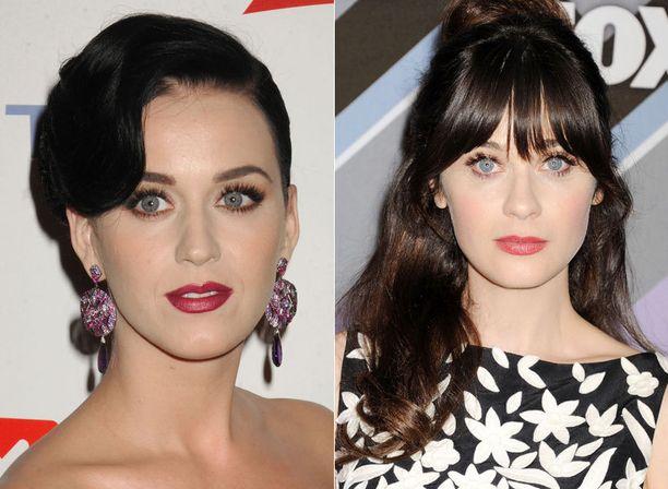 Katy Perry ja Zooey Deschanel
