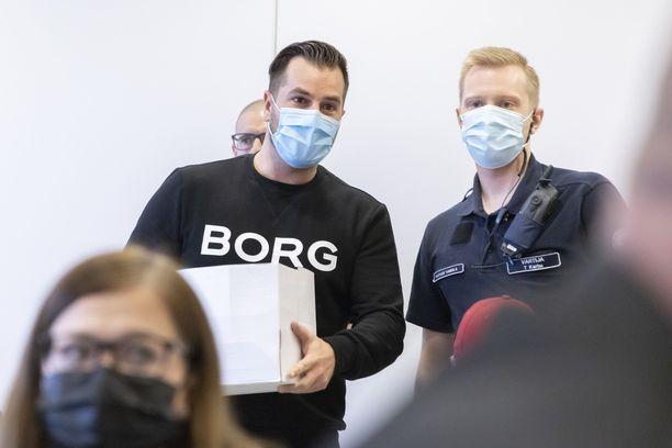 Niko Ranta-aho ei ole ilahtunut syyttäjien esittämästä historiallisesta rangaistusvaatimuksesta.