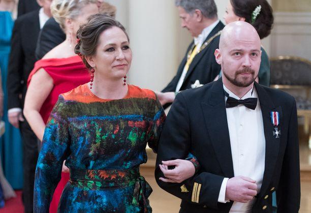 Miia Kärnä ja Mikko Kärnä ovat päättäneet erota.