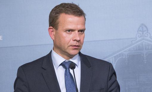 Valtiovarainministeri Petteri Orpo (kok) on tyytyväinen Nordean päätökseen siirtää pääkonttori Suomeen.