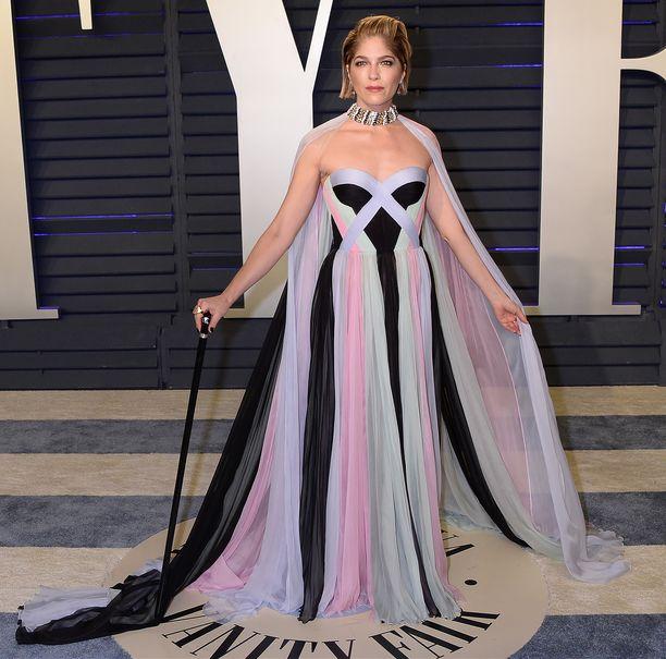 Selma Blair, 46, tunnetaan esimerkiksi elokuvista Blondin kosto ja Julmia aikeita.