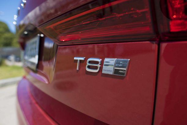 Ladattavien hybridien suosio kasvaa. Volvon ladattavat hybridit kantavat nimeä Twin Engine.