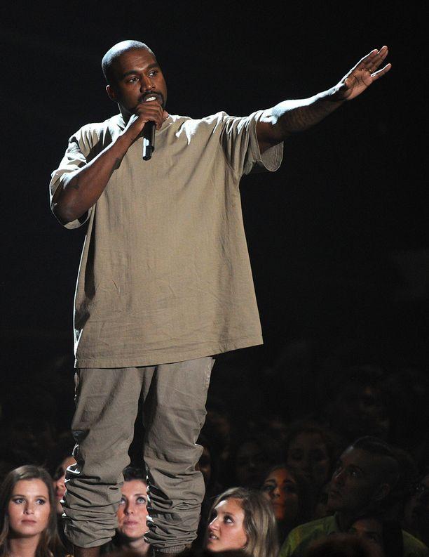 Räppäri Kanye West tähtää Yhdysvaltain presidentiksi vuoden 2020 vaaleissa.