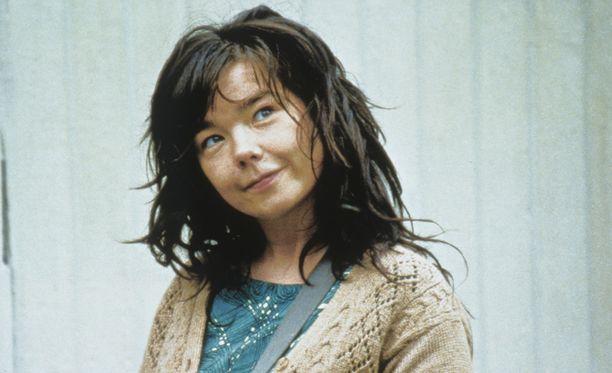 Björk ei enää näyttele.