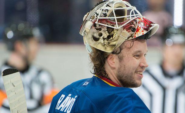 Karri Rämö siirtyi Avangard Omskiin toukokuussa.