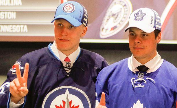 Patrik Laineen ja Auston Matthewsin odotetaan kääntävän katseita 4. lokakuuta alkavalla NHL-kaudella.