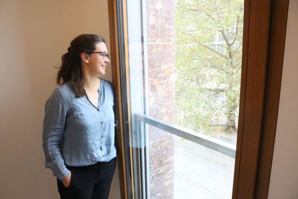 Iltalehti haastatteli saksalaisasiantuntija Katharina Gnathia Bertelsmann Stiftungin toimistolla Berliinissä.