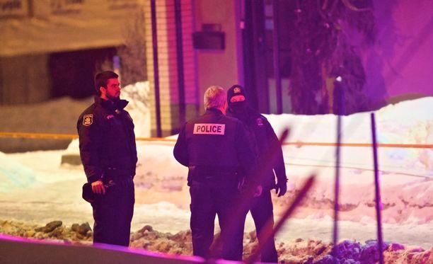 Kuusi ihmistä kuoli ammuskelussa moskeijassa Quebecissä Kanadassa tammikuun lopulla.