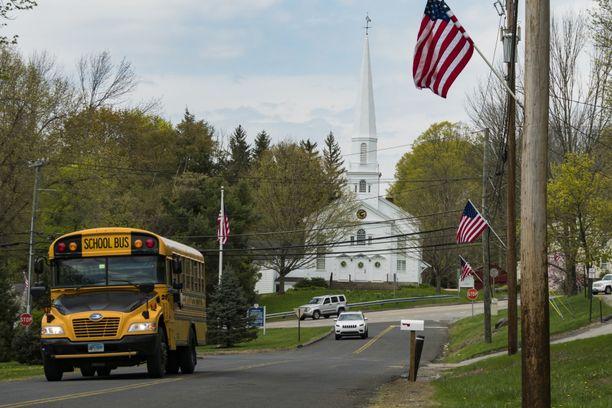 Asunnottomien koululaisten määrä on kasvussa. Kuvituskuva,