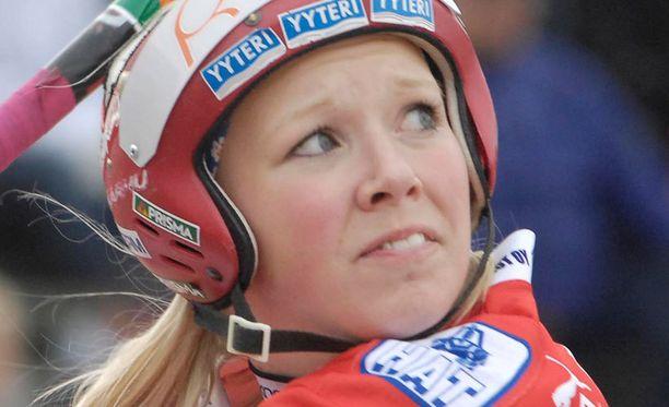 Hanna Hirvikoski oli vireessä Itä-Lännessä.