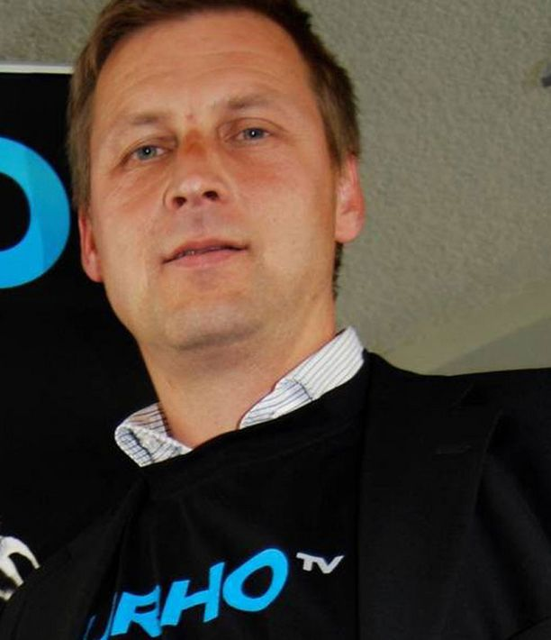 Urho-tv:n toimitusjohtaja Ahti Leväaho sanoo kysynnän ylittäneen kaikki odotukset.