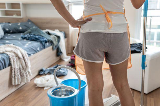 Vinkkien avulla saat kodin näyttämään järjestetyltä ja siistiltä, vaikka et ehtisi varsinaisesti siivota.