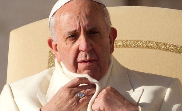Paavi on valittu tänä vuonna jo kahdesti vuoden henkilöksi.