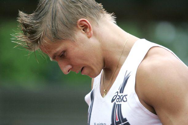 Markus Pöyhönen ei pysty enää juoksemaan.
