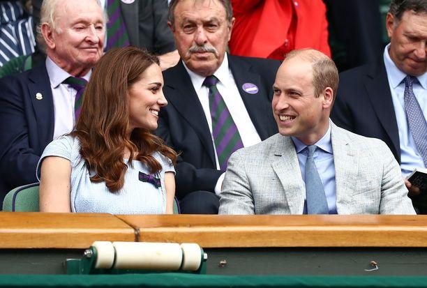 Prinssi Williamin ja herttuatar Catherinen häistä tuli kuluneeksi keväällä kahdeksan vuotta.