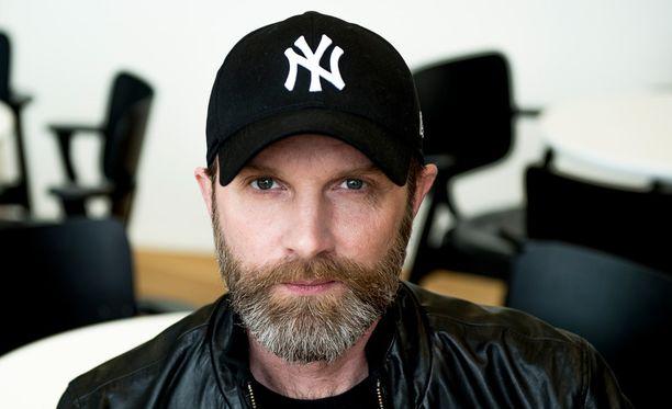 Marko Reijonen muistetaan Waldo's People -yhtyeestä.