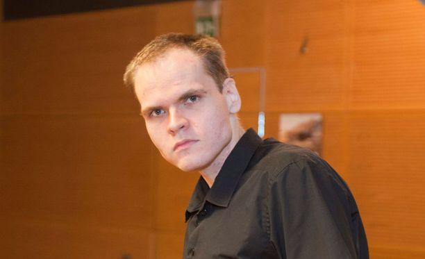 Markus Pönkä pääsi tutkintavankeudesta vapaaksi maanantaina.