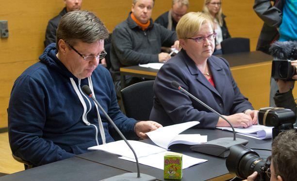 Ylen MOT: Aarnion veljeskunta -ohjelma kertoo uusia yksityiskohtia rikosylikomisario Jari Aarnion tapauksesta. Ohjelma esitetään tänään maanantai-iltana kello 20 Yle TV1 -kanavalla.