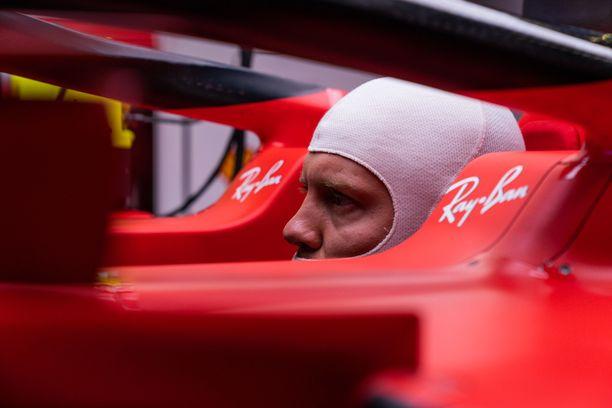 Sebastian Vettelin F1-uran loppu saattaa olla lähellä.