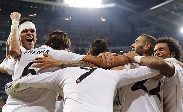 Lähteekö Real Madrid maajoukkuetauolle mukavissa tunnelmissa?