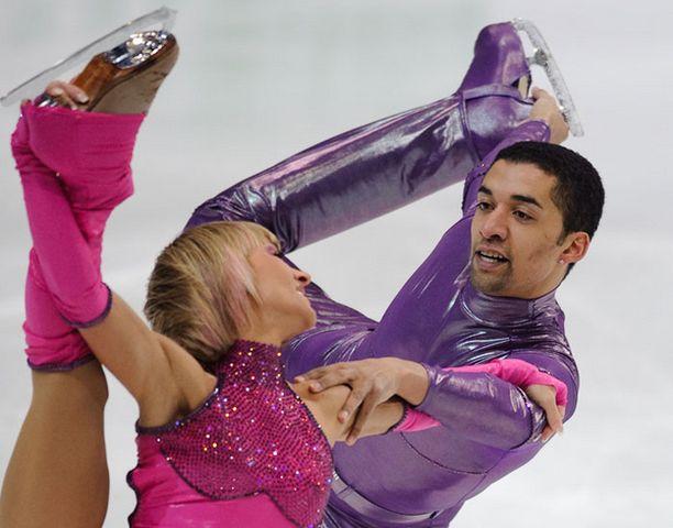 Pariluistelun Euroopan mestaruus meni jo kolmatta kertaa samalle parille.